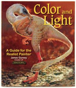 Color and Light James Gurney Cover